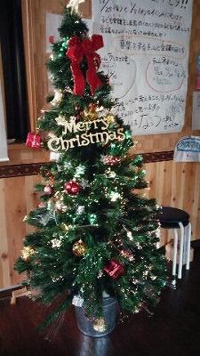 s-のくのくクリスマスツリー